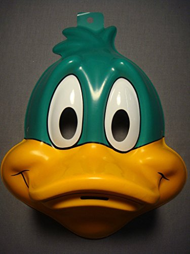 New Tiny TOON Adventures Plucky Duck Halloween MASK PVC