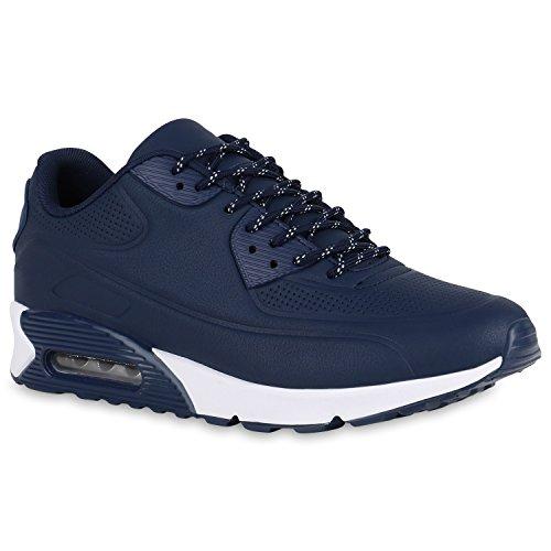 Bottes Unisexe Paradis Femmes Hommes Chaussures De Sport Course Sur La Taille Flandell Brito Bleu Fonc