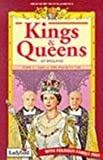 img - for Kings and Queens: 1485 Onwards Pt. 2 (Ladybird History of Britain) (English and Spanish Edition) book / textbook / text book