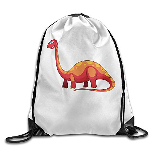 Beam Drawstring Storage Bag Travelling Diplodocus Bundle Canvas Gym Ball Backpack