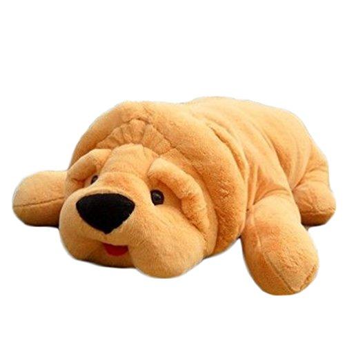 NATURE STREASURES Stuffed Shar Pei Baby Plush NatureT Animal 7.9