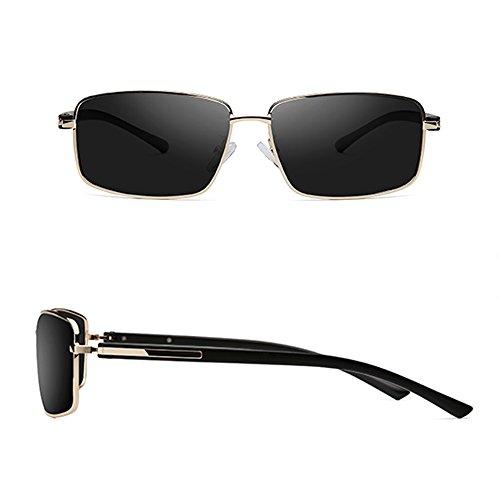 hombre sol 100 de polarizadas Aviator de Color C Gafas sol UV400 para sol de para SSSX sol sol Gafas de conducir Gafas de Gafas E Gafas aIApq
