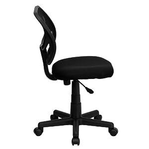flash furniture wa 3074 bk gg mid back mesh task and computer chair