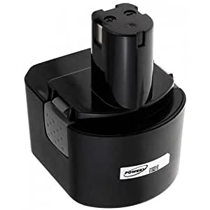 Batería para RYOBI BID 1210, 12V, NiCd [batería herramienta electroportátiles]