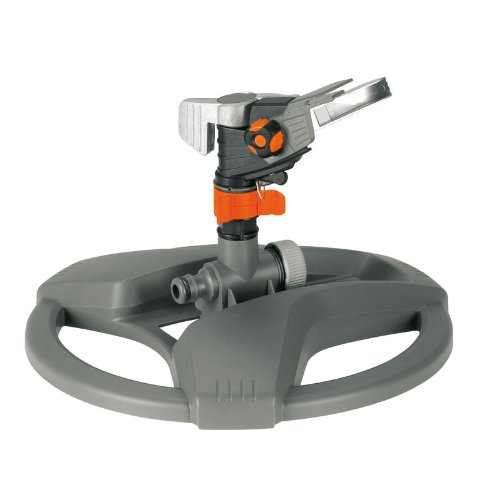 Gardena-8135-20-Premium-Impuls-Kreis-und-Sektorenregner-auf-Schlitten