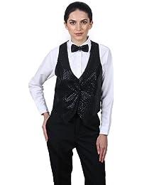 083142ec2307c Amazon.com: Vests - Tops, Tees & Blouses: Clothing, Shoes & Jewelry