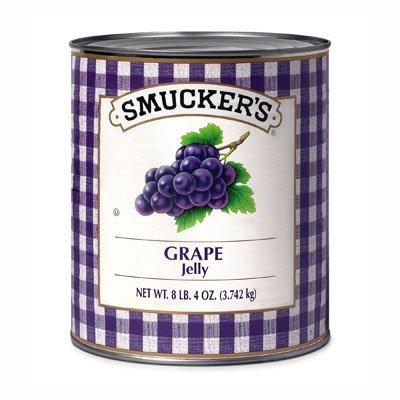 Smucker Concord Jelly 6 #10 Cans – Cajas de uva (0,95 ml ...