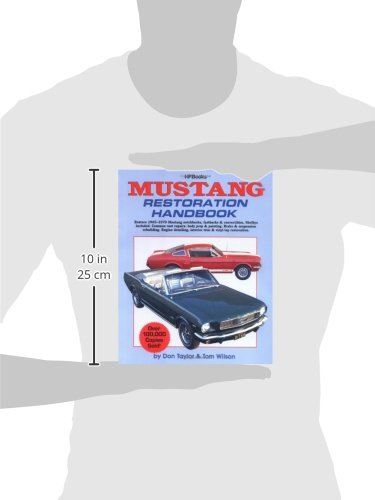 Mustang restoration handbook don taylor 0075478640294 amazon mustang restoration handbook don taylor 0075478640294 amazon books fandeluxe Image collections