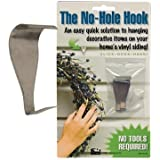 CWI Gifts Original No Hole Hook, 1.5-Inch, 2-Pack