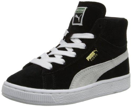 PUMA Suede Classic Mid Sneaker (Little Kid/Big Kid)