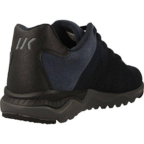 Lumberjack O06 001 Blu Uomo Sneakers SM30305 rRFrTqY