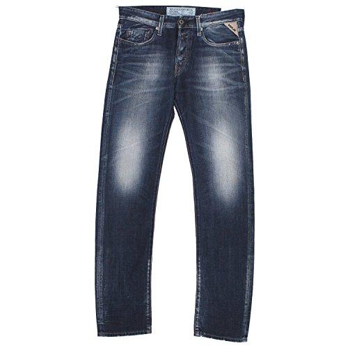 Replay - Jeans - Homme bleu Bleu jeans taille unique