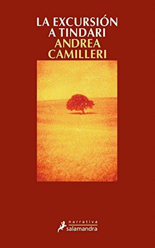 La excursion a Tindari/ The trip to Tindari (Narrativa) (Spanish Edition)