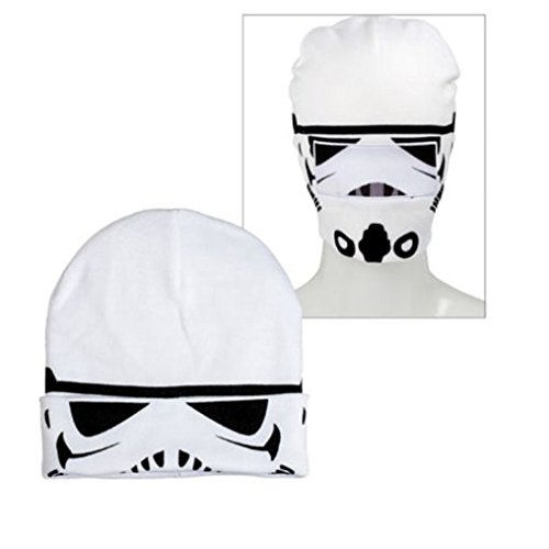 Stormtrooper Roll Down Beanie Adult Size