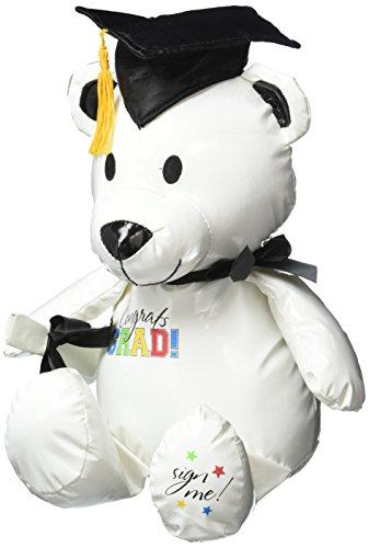 Autograph Graduation Bear (Graduation Bear Autograph Plush , Party)