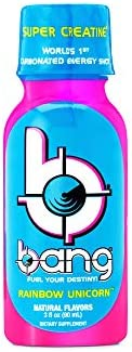 VPX Bang Shots – Rainbow Unicorn – 12 Count