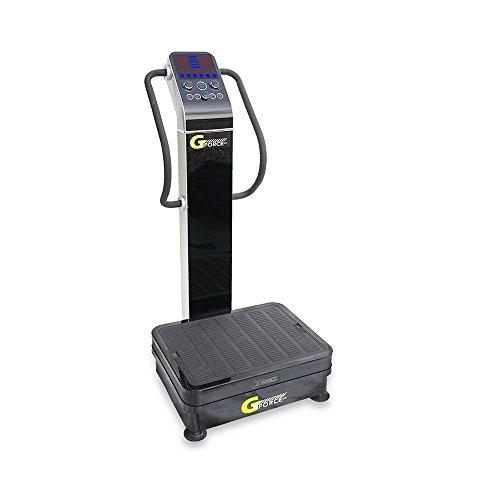 Professional Dual Motor Whole Body Vibration Machine 1500 Watt