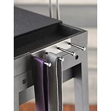 Amazon com  Standing Valet Stand Kenneth Cole Home Office Suit Organizer   Home   Kitchen. Amazon com  Standing Valet Stand Kenneth Cole Home Office Suit