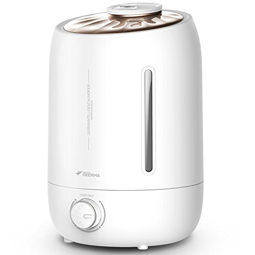 Deerma Ultrasonic Cool Mist Humidifier 5L Large Capacity