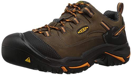 Keen Utility - Mens Braddock Low (Soft Toe) Work Boot