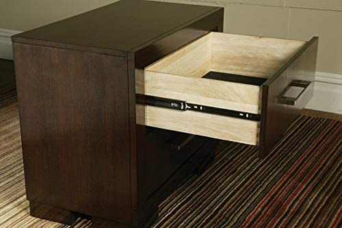 home, kitchen, furniture, bedroom furniture,  dressers 12 image Jessica 6-Drawer Dresser Cappuccino in USA