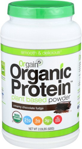 Orgain Organic Plant Based Protein Powder (2 X Chocolate,...