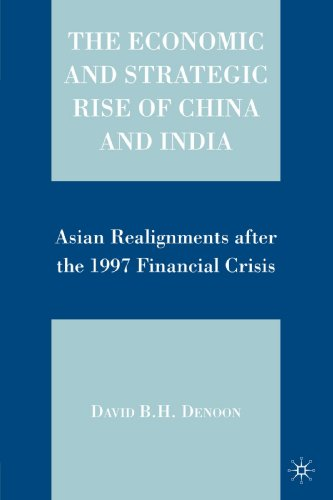 The Economic and Strategic Rise of China and India: Asian Realignments after the 1997 Financial Crisis