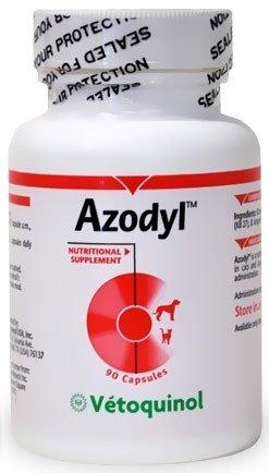 Vetoquinol 425856 Azodyl small caps,, My Pet Supplies