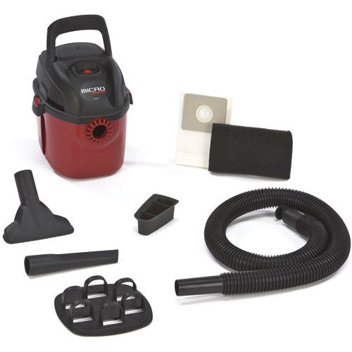 Micro 1GAL 1 HP Vac (Vac Gallon 1 Shop)