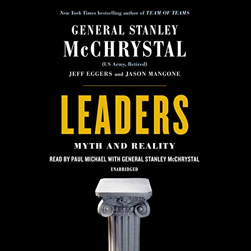 Leaders: Myth and Reality by Penguin Audio