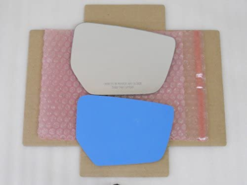 Mirror Glass Replacement Silicone Adhesive For Chevrolet Impala 00-05 Driver S