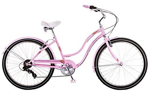Schwinn Kalei Women's Cruiser Bicycle, 26-Inch Wheels, Pink