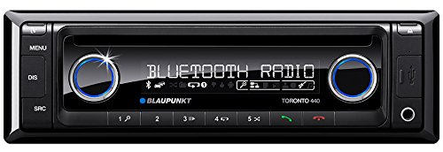 blaupunkt toronto 420 bt car radio with cd tuner usb aux. Black Bedroom Furniture Sets. Home Design Ideas