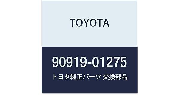 Genuine Iridium bujías x4 Yaris RAV4 Toyota Auris IQ, PRIUS - 90919 - 01275: Amazon.es: Coche y moto
