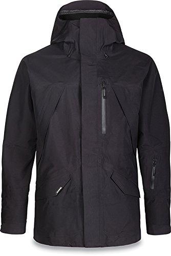 Dakine Mens Sawtooth 3L Jacket, Large, Black