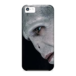 High-definition phone case skin For Iphone Protector Cases covers iphone 5C - harry potter 7 057