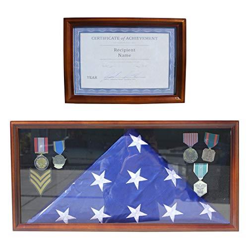 American Memorial Burial Flag