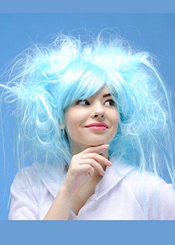 Womens Princess Turquoise Aqua Blue -