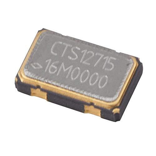 Standard Clock Oscillators 24MHz 3.3V 50ppm -40C +85C, Pack of 50 (636L3I024M00000)