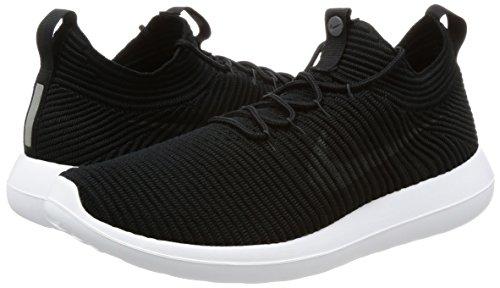 Flyknit noir Hommes Blanc Anthracite Nike Noir Roshe Baskets V2 Two 1ZnAIq