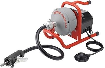 amazon com ridgid 71722 k 40af sink machine with 5 16 inch innerRidgid K40 Snake Wiring Diagram #6