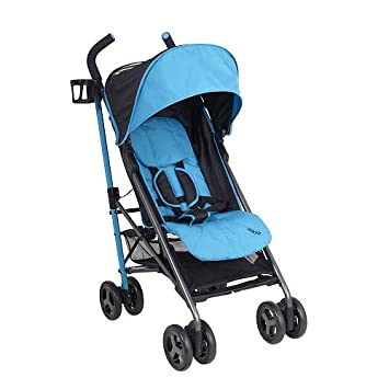 Amazon Com Babies R Us Zobo Lightweight Stroller Aqua Baby