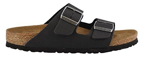 Birkenstock Women's Arizona  Birko-Flo Anthracite Sandals - 37 N EU
