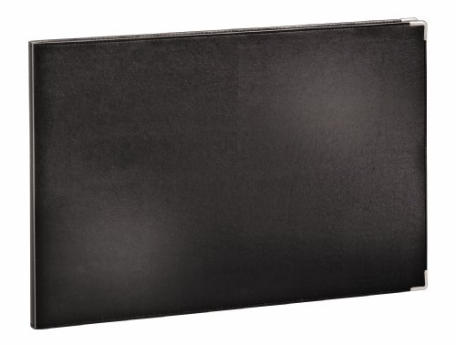 Cardinal by TOPS Products Executive ShowFile, 11 x 17 Inches, 24 Pockets, 48 Pages, Black (55532)