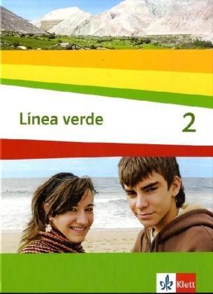 Línea verde. Spanisch als 3. Fremdsprache / Schülerbuch 2
