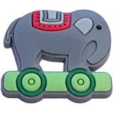 Elephant Toy Rubber Charm for Wristbands and Shoes
