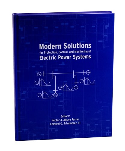 Modern Solutions for Protection, Control and Monitoring of Electric Power ()