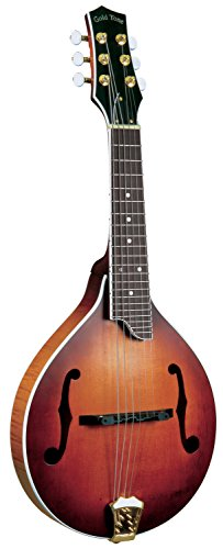 Gold Tone GM-6+ 6-String Guitar Mandolin with Pickup by Gold Tone