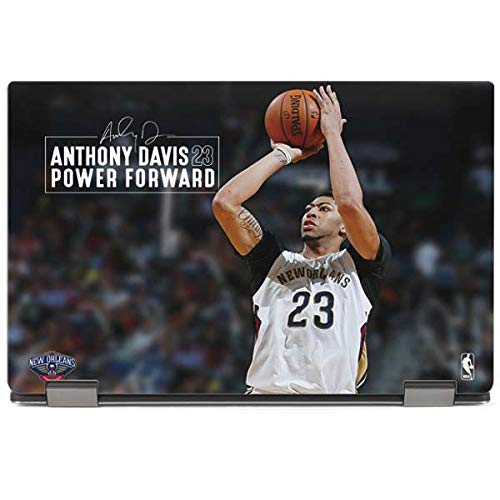Skinit NBA New Orleans Pelicans XPS 13 2-in-1 (2018) Skin - Anthony Davis #23 New Orleans Pelicans Power Forward Design - Ultra Thin, Lightweight Vinyl Decal Protection by Skinit (Image #1)