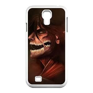 Attack On Titan Samsung Galaxy S4 90 Cell Phone Case White Fantistics gift A_986737